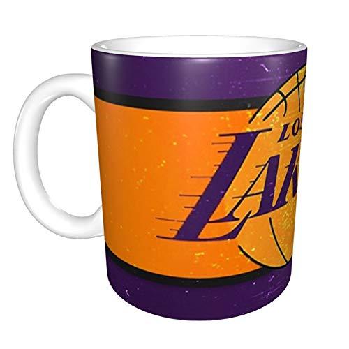 Los Angeles Lakers, lustige Tasse für Weihnachten, Geburtstag, Schwester, Streich, Geschenk, 325 ml