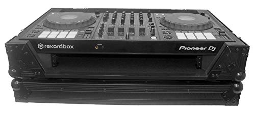 ProX XS-DDJ1000WBL Flight Case w/Wheels For Pioneer DDJ-1000 DJ Controller-Black