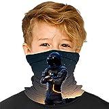 Galaxy FT-NT Dark Voyager - Bandana lavable para niños, antipolvo, máscara para el cuello
