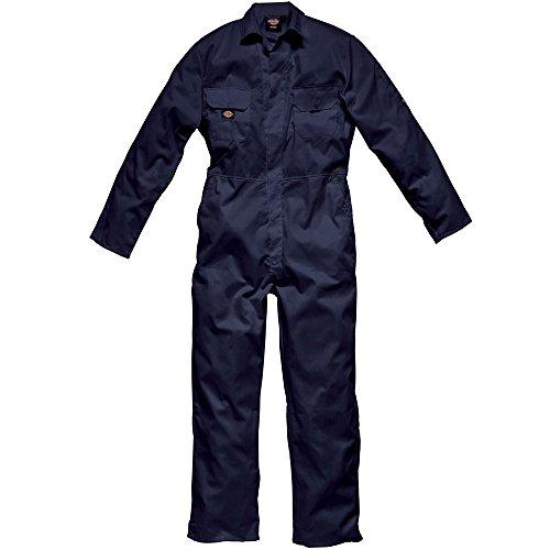 Dickies 4819LN Redhawk Overall, Größe L Gr. Small, marineblau