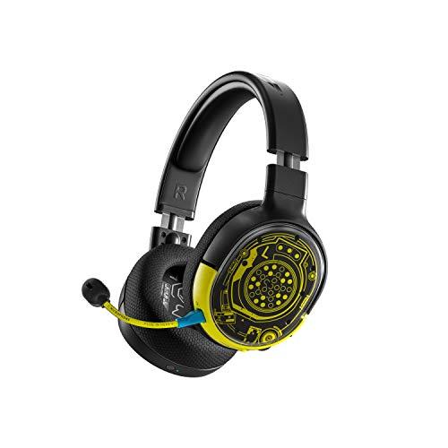 SteelSeries Arctis 1 Wireless Cyberpunk 2077 Limited Edition Gaming Headset -USB-C Wireless...