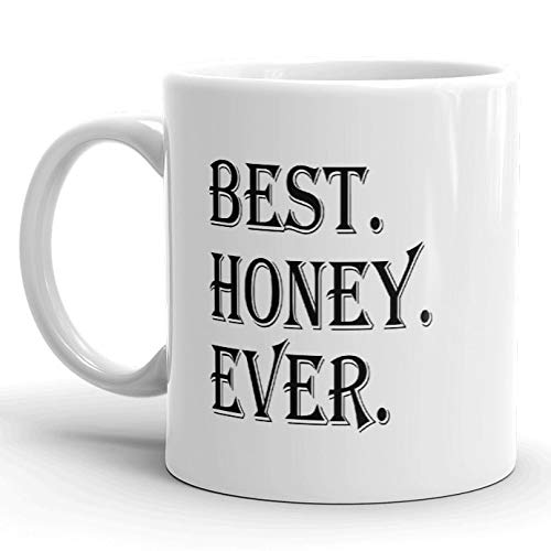 Thomas655 beste honing aller tijden mok v3 oma cadeau-idee voor de eerste keer oma zwangerschap onthullen aankondiging grootmoeder, nieuwe oma geschenken voor zijn