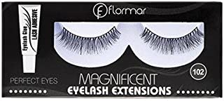 Flormar False Eyelashes Magnificent Eyelash Extensions, 102
