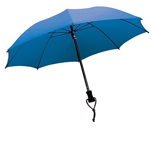 Göbel Birdiepal Outdoor Regenschirm/Trekkingschirm, königsblau