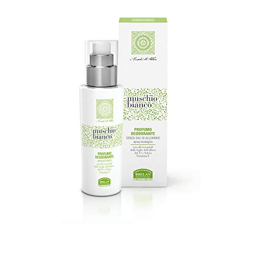 Helan Muschio Bianco Profumo Deodorante - 100 Ml
