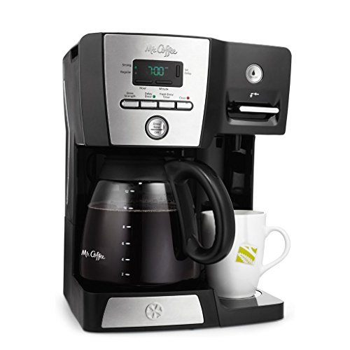 Mr. Coffee BVMC-DMX85 - 12-Cup Programmable Coffeemaker with...
