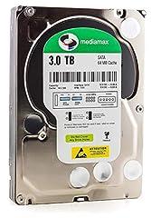 Mediamax 3TB interne HDD, 3,5
