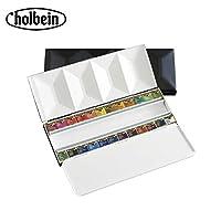 ホルベイン 固形水彩絵具 パンカラー PN682 24色セット(メタルボックス) 2682