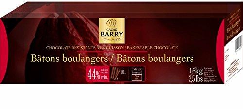 boite de 300 bâtons de chocolat - Pour préparation de vos pains aux chocolats ou autres patisseries