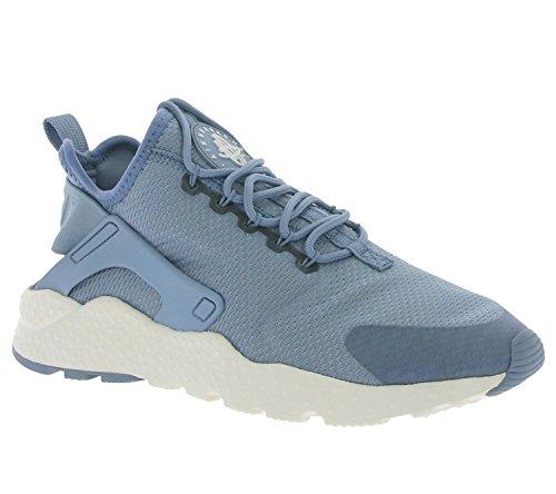 Nike Damne Air Huarache Ultra Run Premium, Schuhe, Blau, , 36,5 EU