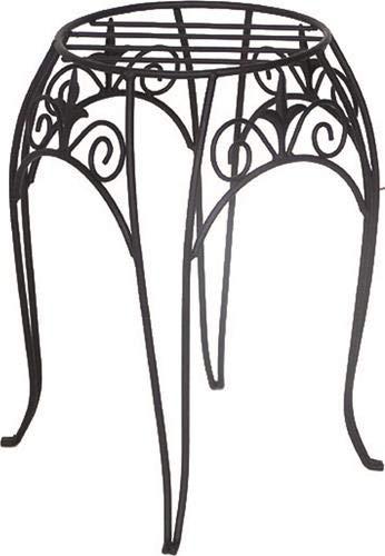 Panacea Products/-/Soporte con dise/ño de Mariposa de 22,86/cm con Acabado Cepillado/ /Bronce