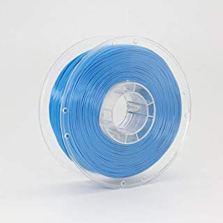 Standard Print Co. PETG 3D Printer Filament, 1.75mm, Blue, 1kg Refillable ECO Spool