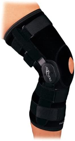 Selling Weekly update and selling DonJoy Playmaker Neoprene Knee Brace B Open Wraparound XXXLarge