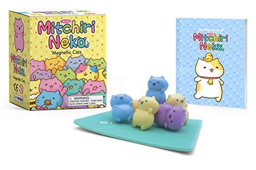 Mitchiri Neko: Magnetic Cats: Magnetic Cats (RP Minis)