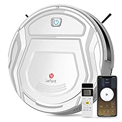 Lefant M210 Quiet Robot Vacuum Cleaner With Strong Suction