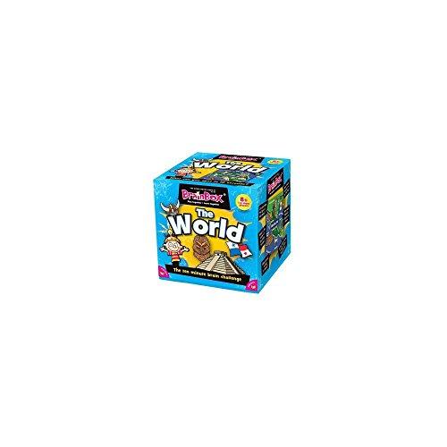 Brain Box Juego de Memoria The World, en catalán, Multicolor (31693405A)