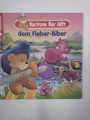 Bärtram Bär hilft.... ... dem Zahnweh-Tiger, dem Schnupfen-Elefant, dem Pavel mit dem grossen Pflaster, dem Fieber-Biber, der Katrin bei der richtigen Ernährung, dem Halsweh-Häschen etc.