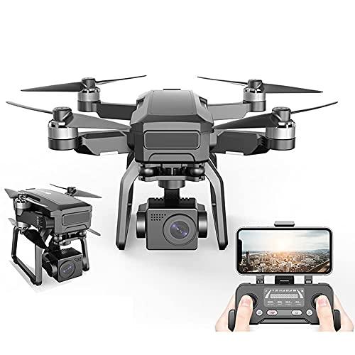 JJDSN GPS-Drohne mit 4k Kamera 3-Achsen...