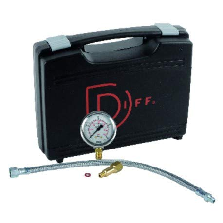 Expert by net - Koffer Öldruck - Druckmesser Heizöl 40bar