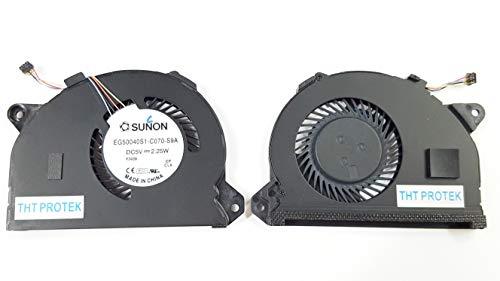 Kompatibel für ASUS ZENBOOK UX31 UX31A UX31E Lüfter Kühler Fan Cooler Version 2