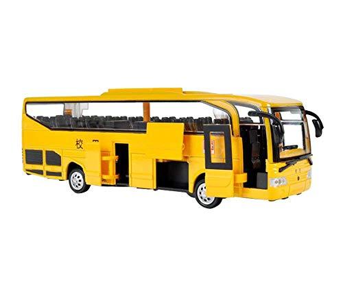 Black Temptation (Juguete) Coche / Autobús / Policía / Coche Escolar con Luces y Sonidos para niños pequeños / Regalo de niños, A10