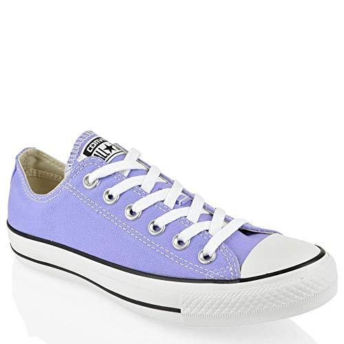 Converse - Converse all star CT OX Zapatos Niña Lila Tejido 342375 - Violeta, 29