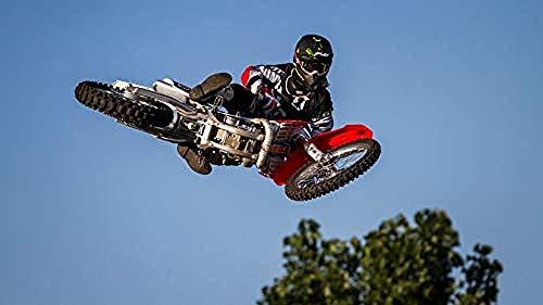 Puzzles Madera Rompecabezas 1500 Piezas Motocross Muy Desafiante Adulto Y Adolescente Casual Tamaño Grande Rompecabezas