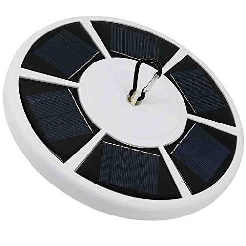 Makkalen 26 LED Solar Flagpole Lights Waterproof Solar Powered Flag Pole US Stock