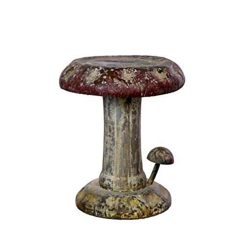 Mushroom Shaped Stool Alice in Wonderland Seating