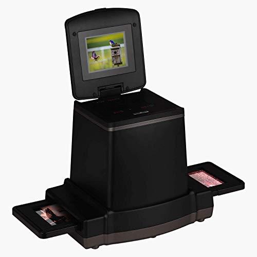 Escáner de Diapositivas de Alta resolución Diapositivas para escáner con 2,4' LCD