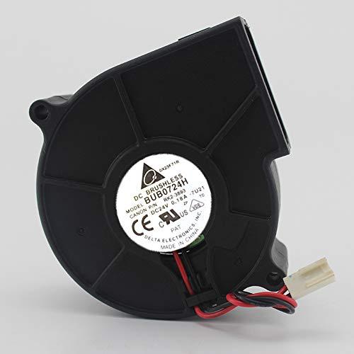 24V 0.18A Projector SALENEW very popular Fan BUB0724H Quality Good Warranty Cheap Months 3