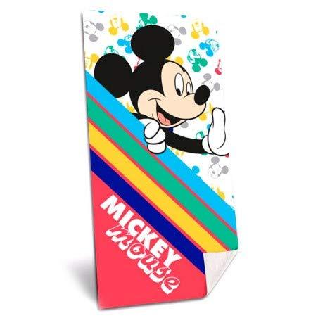 Kid Licensing Toalla de Playa Poliester Mickey - Toallas