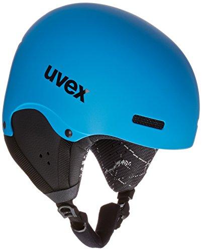 Uvex Skihelm Hlmt 5 junior, Blue Mat, 48-52 cm