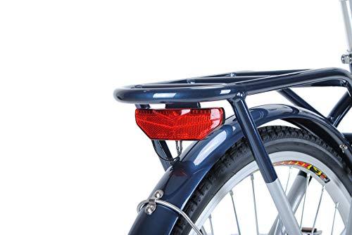 41RURxkEdGL - smartEC TrekX-MD Trekking Pedelec E-Bike 26 Zoll Elektrofahrrad, leistungsstarker Mittelmotor mit Samsung Li-Akku 14AH, 7 Gänge, max. Fahrunterstützung bis 25 km/h