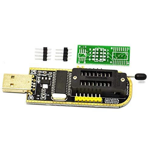 HiLetgo CH341A STC Flash 24 25 EEPROM BIOS Writer USB Programmer SPI USB to TTL