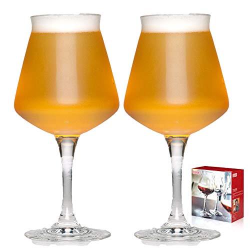 Rastal - TEKU 3.0 - Duo Gift Box - 2 copas universales para degustación de cerveza artesanal -...