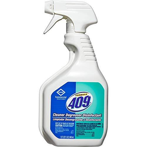 Our #6 Pick is the Formula 409 35306 Cleaner Degreaser Disinfectant