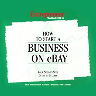 How to Start a Business on eBay cover art