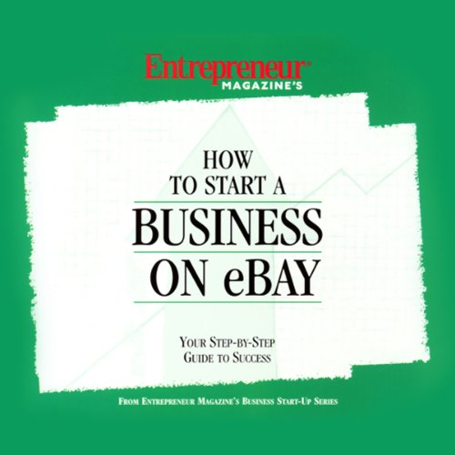 How to Start a Business on eBay audiobook cover art