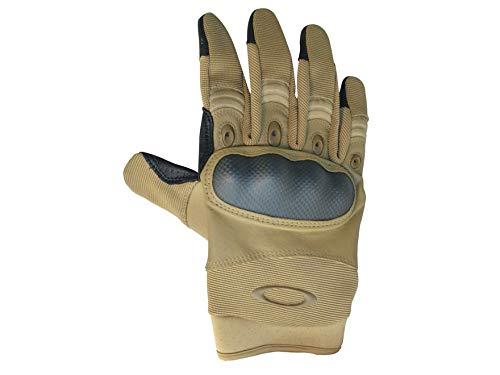 Oakley Herren Factory Pilot 2.0 Handschuhe Coyote, Größe L