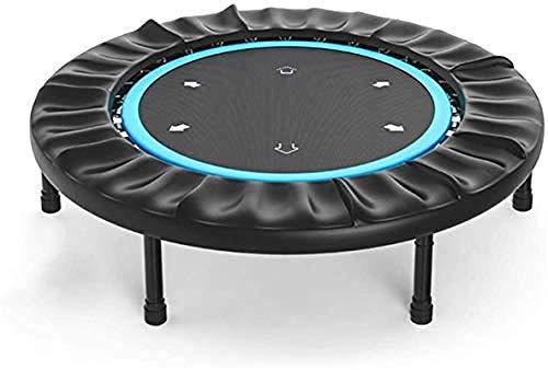Trampolín de ejercicio de fitness para adultos o niños Mini ejercicio trampolín Bungee Rebounder Trampolín para gimnasio/hogar 40/45 pulgadas