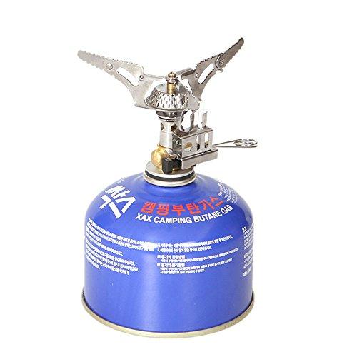 Docooler mini camping gasfornuis, brandstof: butaangas, ontsteking: piëzo-aansteker