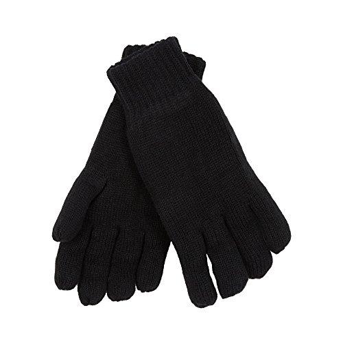 Heat Holders - Gants - - Uni Homme - Noir - Noir - Large