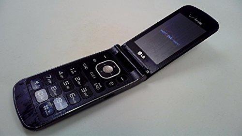 LG Exalt VN360 Verizon Phone - Black