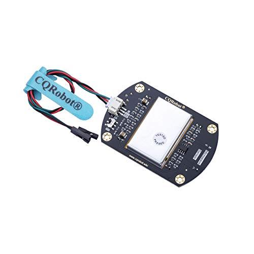 CQRobot 10.525GHz Doppler Effect Microwave Motion Sensor Compatible with Raspberry Pi and Arduino Board. for Vehicle Speed Measurement, Automatic Doors, Sensor Lights, Reversing Radar, etc.