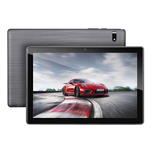 "HAOVM Mediapad P10 10inch Tablet, Android 10.0, Octa-Core 1.6GHz Processor, 3GB RAM 32GB Storage 8.0MP Camera, 10.1"" IPS HD Display, Wi-Fi, USB Type C Port, GPS, FM, Brushed Texture Back"