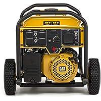 Caterpillar 45500 Watts Gas Powered Portable Multi Use Generator