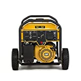 Cat RP5500 5500 Running Watts and 6875 Starting Watts Gas powered Portable Generator...