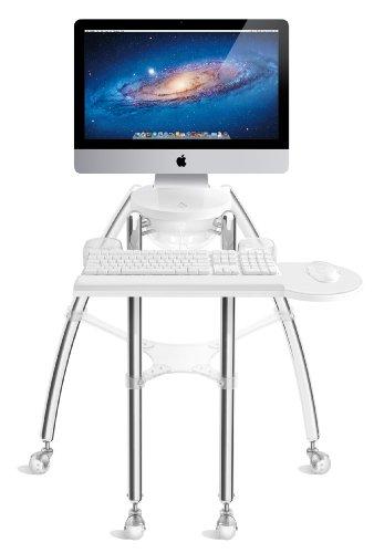 Rain Design iGo Desk for iMac 24-27 Inches, Sitting Model (12003)