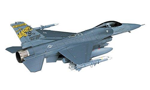 ハセガワ 1/72 アメリカ空軍 F-16CJ ブロック50 ファイティング ファルコン プラモデル D18